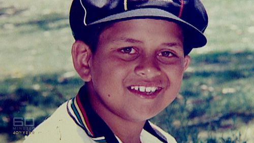 From a young age, the would-be star had his dream of playing for Australia often doubted from within the Pakistani-Australian community. (60 Minutes)