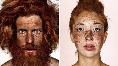 The photographer will be in Sydney for his#Beard exhibition at the Michael Reid Galleryin March. (Brock Elbank/mrelbank.com)
