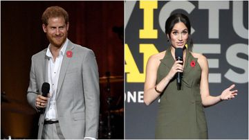 Harry and Meghan give Invictus competitors loving send-off