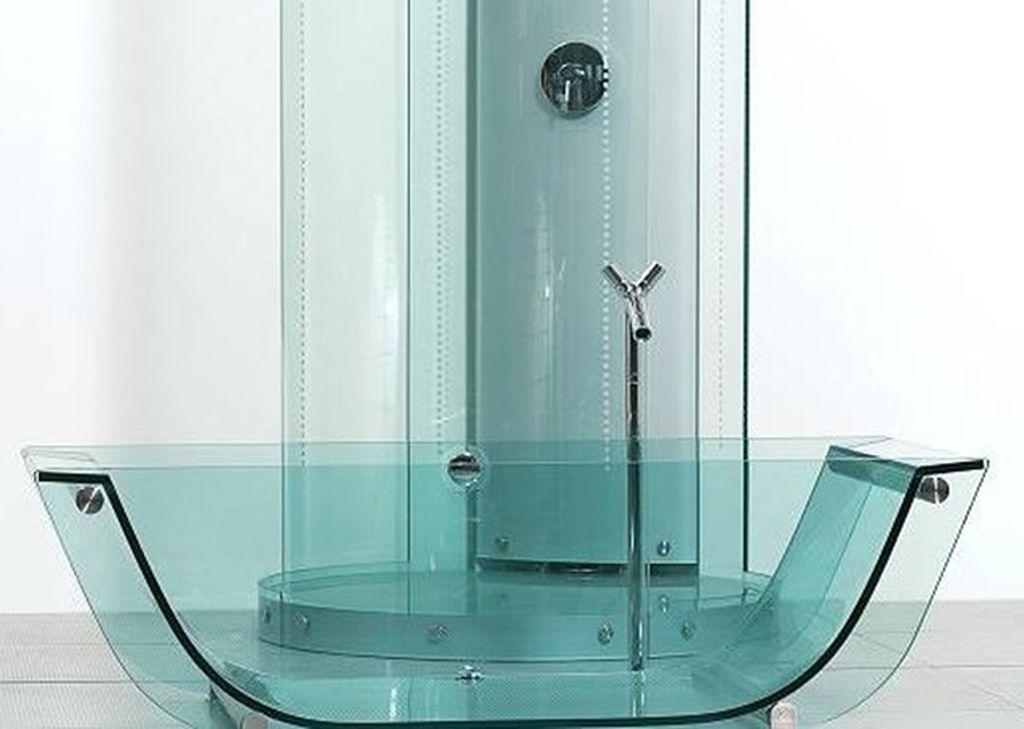 Trending: Glass-bath tubs, yay or nay? - 9homes