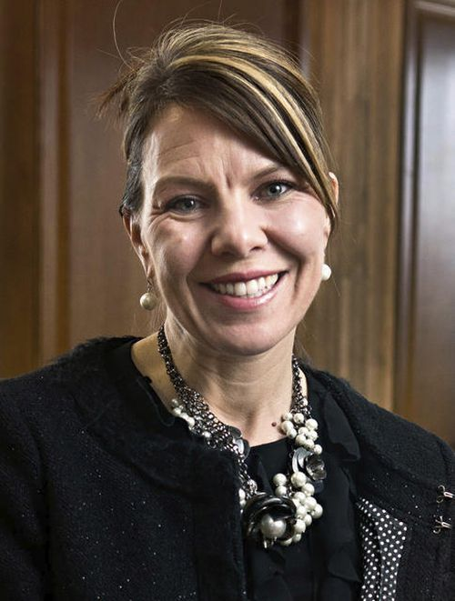 Jennifer Riordan was killed in the incident. (AP)