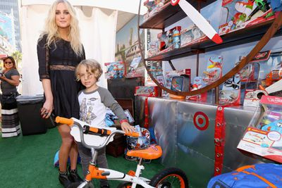 Some very lucky celeb kids got a piece of the premiere action for new animated flick <i>Disney's Planes.</i> This was no ordinary red carpet - check out some of the cuteness!