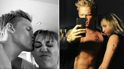 Miley Cyrus And Cody Simpson Photos From Their Relationship