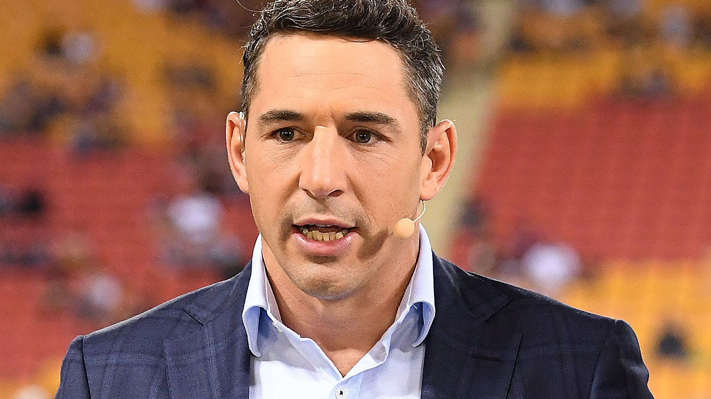 'Don't let politics get in the road': Billy Slater backs Brisbane-based NRL Grand Final