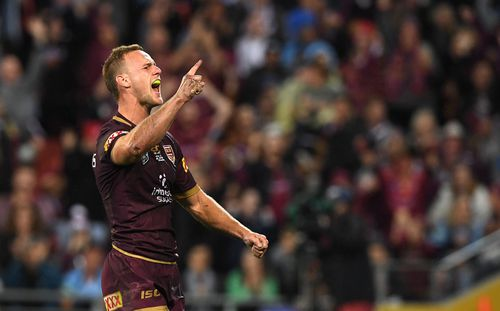 In the end , it was Queensland that would run home with the victory at Suncorp Stadium in Brisbane after another try from Valentine Holmes and then from Daly Cherry-Evans sealed the final score. Picture: Getty.