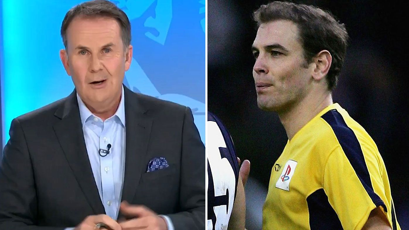 EXCLUSIVE: Tony Jones and ex-AFL umpire Matthew Head lift the lid on infamous 'Whispers in the Sky' controversy