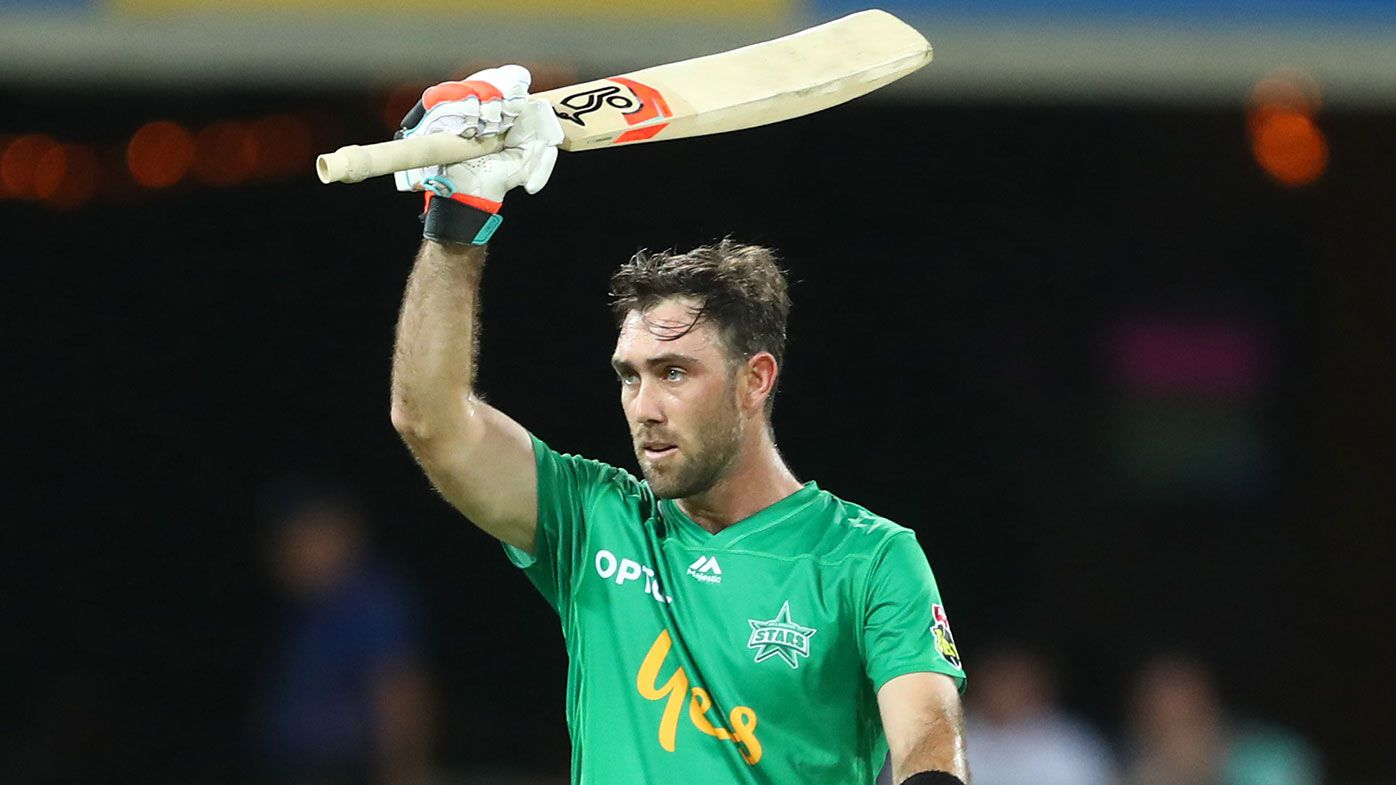 Maxwell hammers 39-ball 83 on return from mental-health break