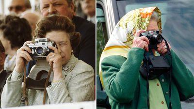 Queen Elizabeth II, photography
