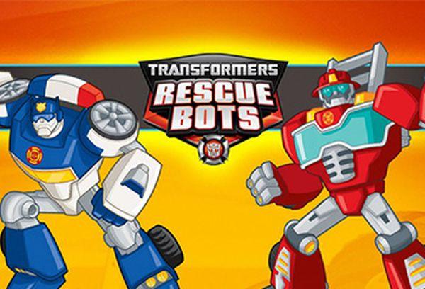 Transformers: Rescue Bots