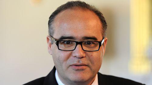 Victorian Labor MP Adem Somyurek has been stood down. (AAP)