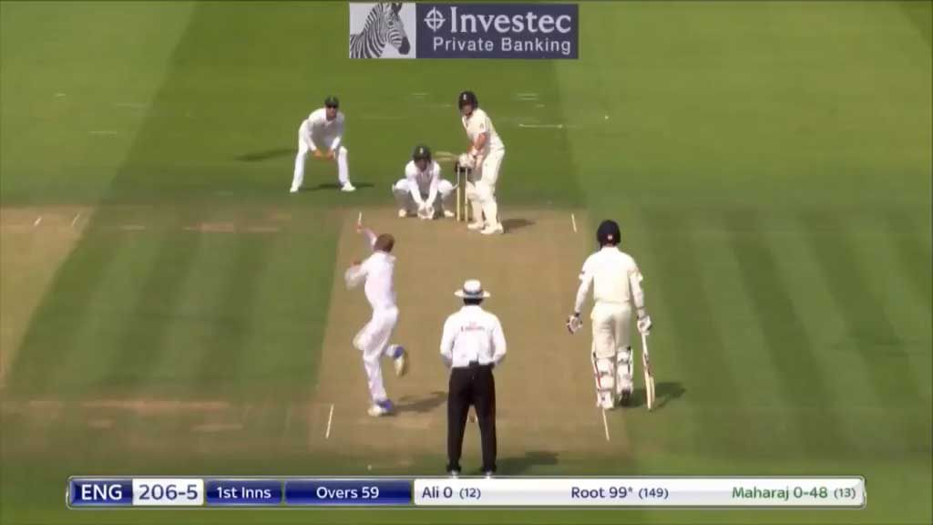Century for Root on captaincy debut