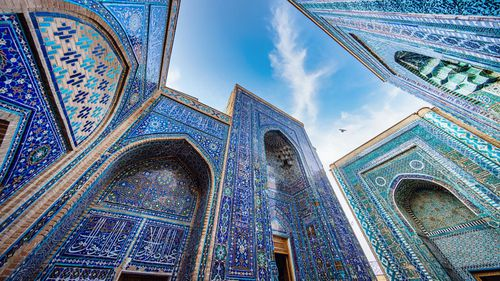 """The """"Uzbekistan: Safe Travel Guaranteed"""" campaign has launched."""