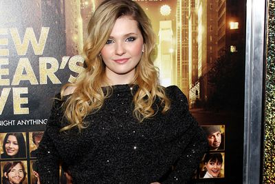 10-year-old Abigail Breslin made her breakthrough film <i>Little Miss Sunshins</i> at only 10 years of age, and was even nominated for a best supporting actress Academy Award! Now 15, she's just appeared in the blockbuster, <i>New Year's Eve</i>, and has even started her own rock band with a friend. With looks and talent to boot, great things are in store for Abigail!
