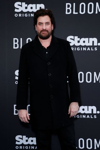 Lachy Hulme attends the world premiere of the Stan Original Series BLOOM in 2018.