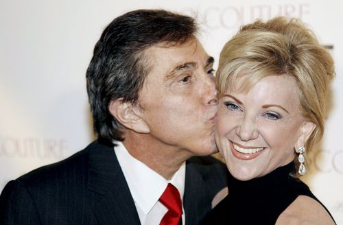 Wynn's ex-wife, Elaine, pictured in 2007, claimed in the Wall Street Journal that he coerced a manicurist into having sex with him in 2005. Picture: AAP