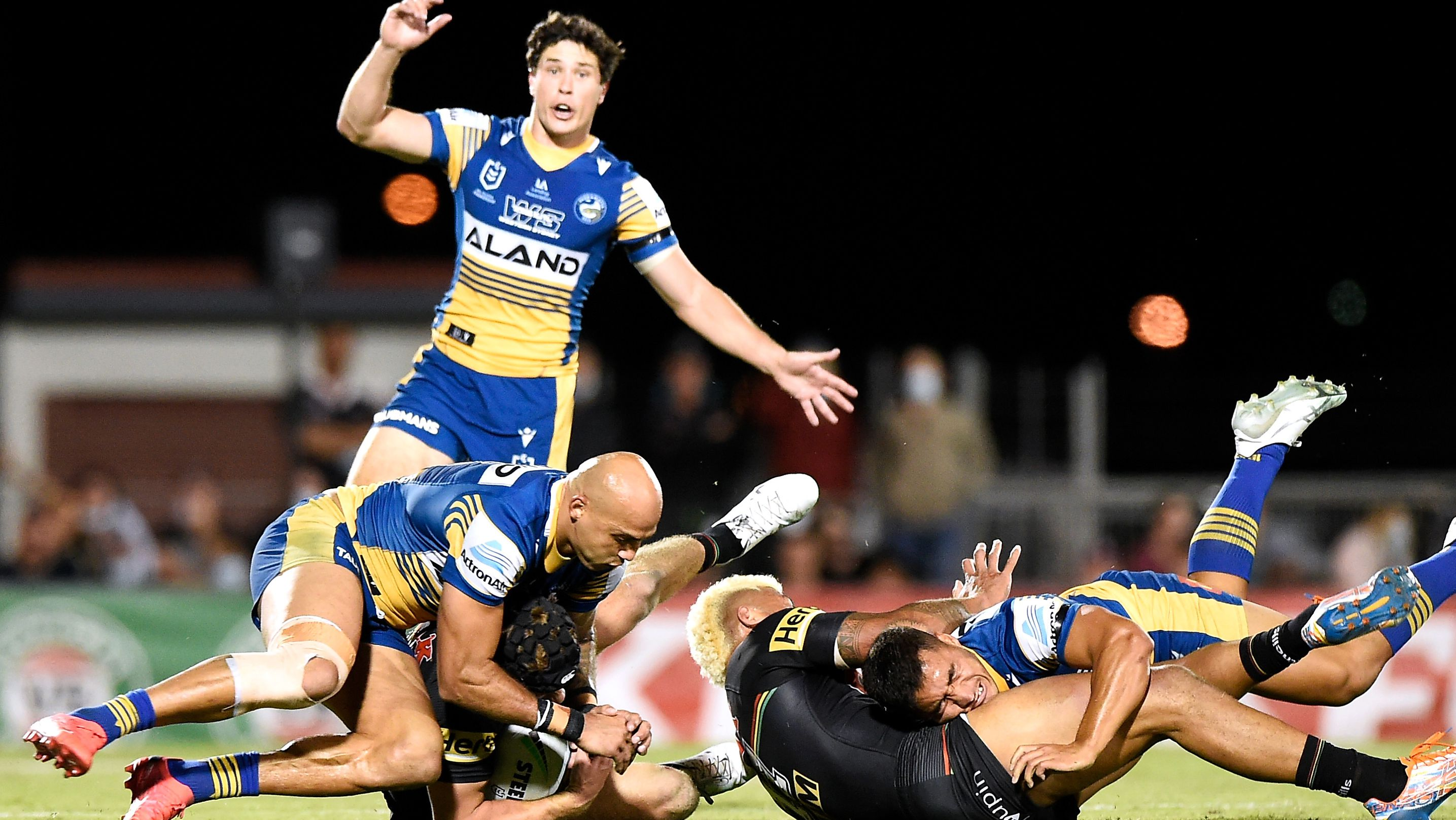 NRL admits crucial penalty 'miss' robbed Eels