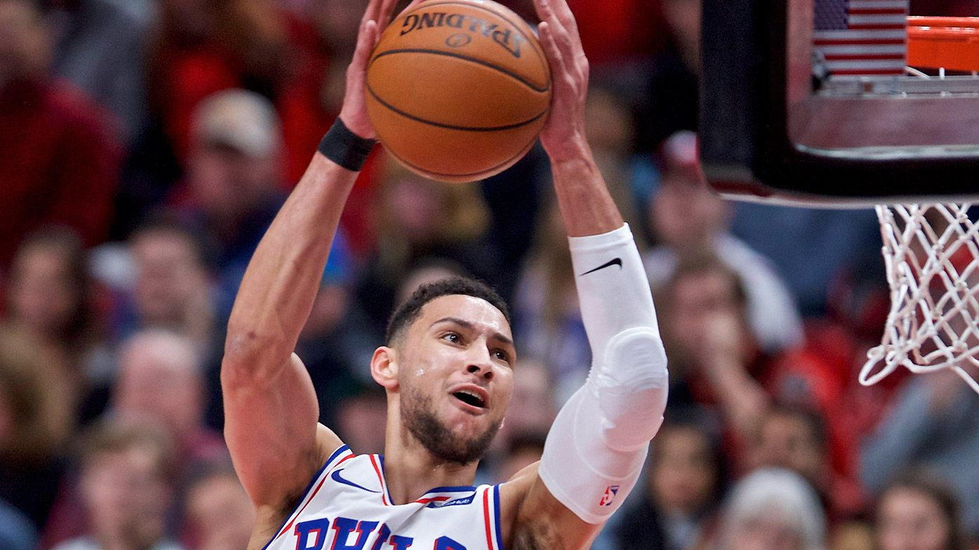 Aussie Ben Simmons reaches rare NBA mark