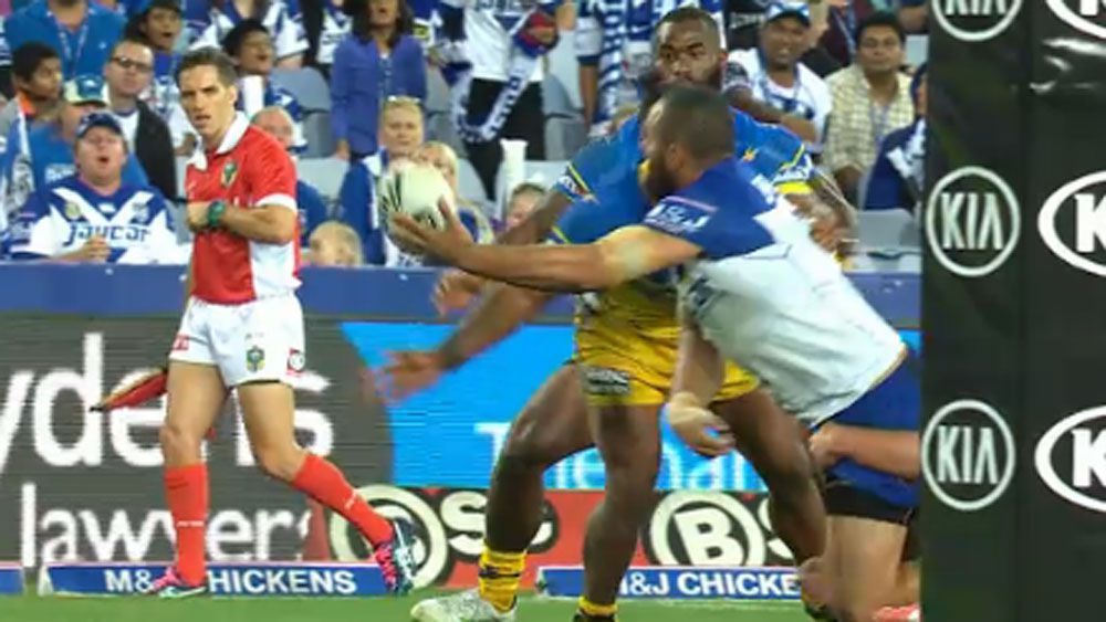 Confusion reigns over Perrett no try