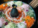 CHUUKA Chinese New Year Prosperity Salad special