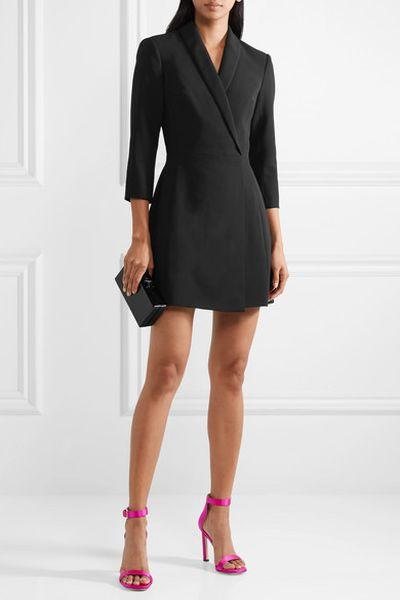 "<a href=""https://www.net-a-porter.com/au/en/product/1057286/Alice_and_Olivia/brenda-wrap-effect-cady-mini-dress"" target=""_blank"" title=""Alice + Olivia Brenda Wrap-Effect Cady Mini Dress, $553.33"" draggable=""false"">Alice + Olivia Brenda Wrap-Effect Cady Mini Dress, $553.33</a>"