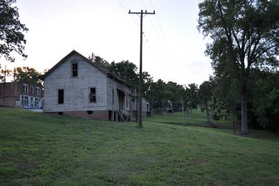 <strong>Hunger Games' District 12 in Henry River Mill Village, North Carolina</strong>