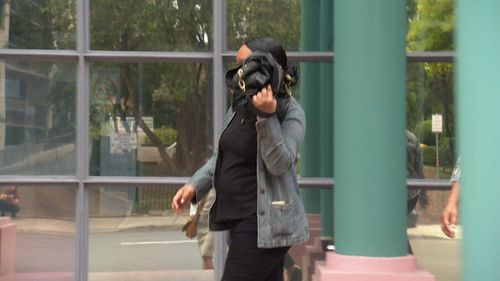 The Bossley Park local pleaded guilty to more than $50,000 of gift card purchases. (9NEWS)