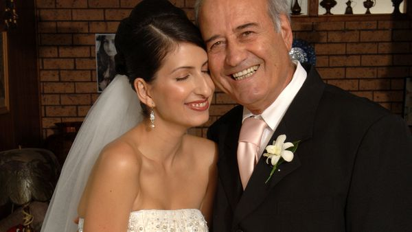 Dilvin Yasa and her father