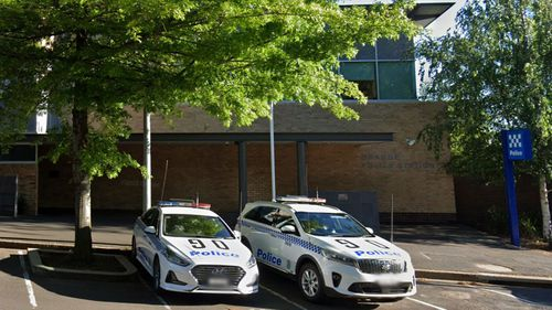 A man has been charged with performing sex acts at a NSW prison.