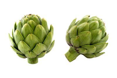 2 medium artichokes are 100 calories