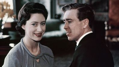 Princess Margaret and Antony Armstrong Jones