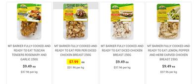 Mt Barker chicken varieties will change your life.