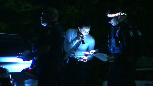 Officers were called to a home on Melnik Drive in Loganlea at about 9.20pm yesterday. (9NEWS)