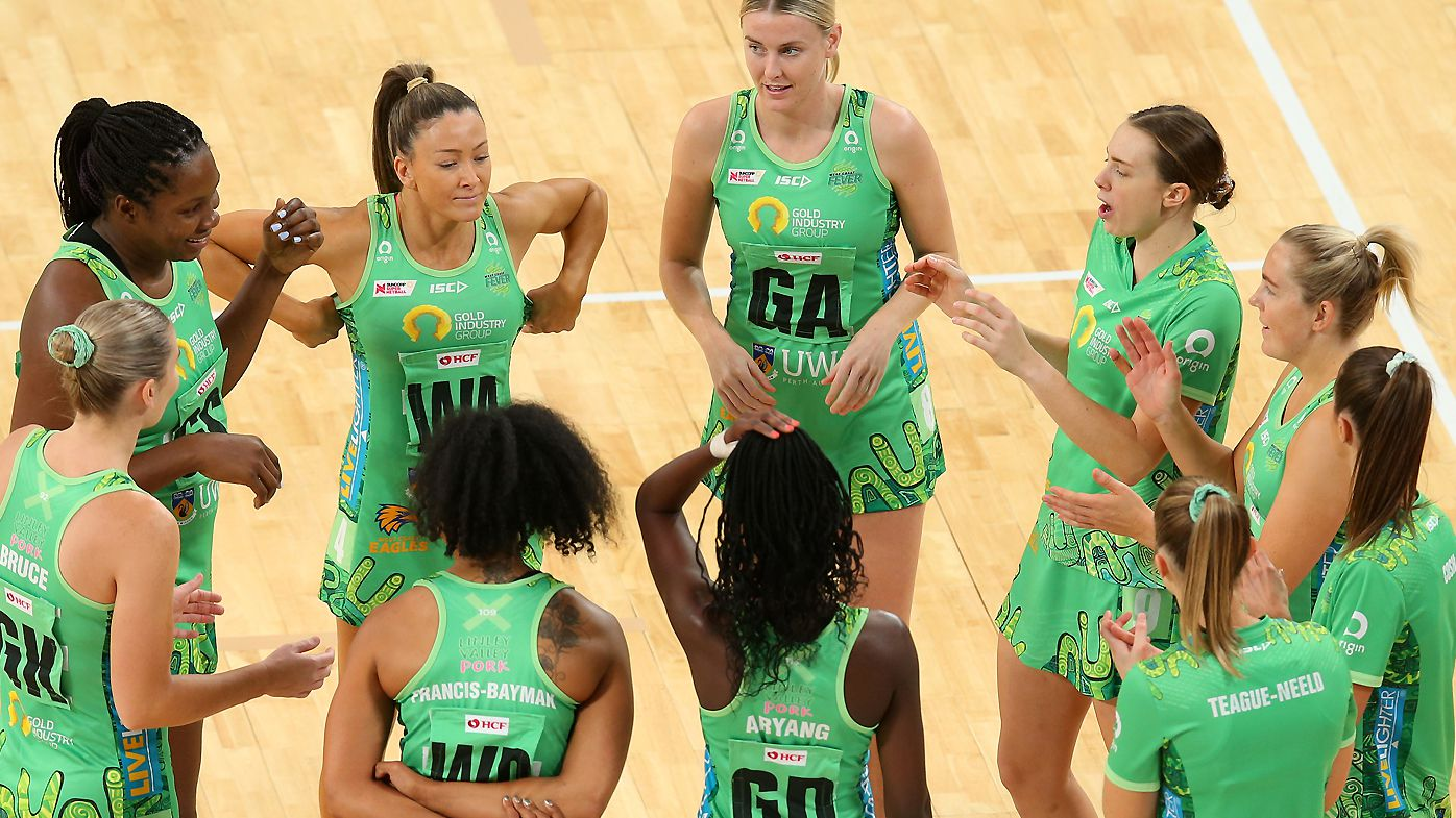 Super Netball launch investigation into lead-up to cancellation of West Coast Fever vs Melbourne Vixens