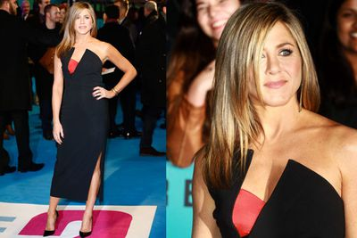 Jennifer Aniston Owns Horrible Bosses 2 World Premiere With