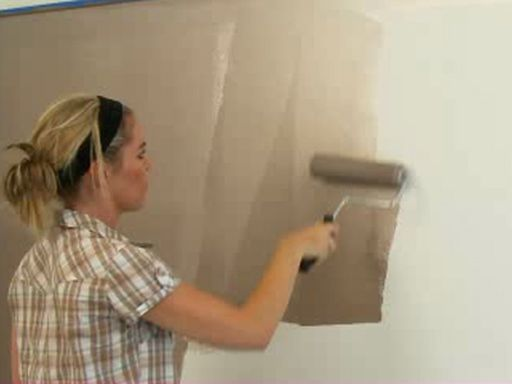 How to paint using Dulux Design Metallic and Dulux Design Pearl