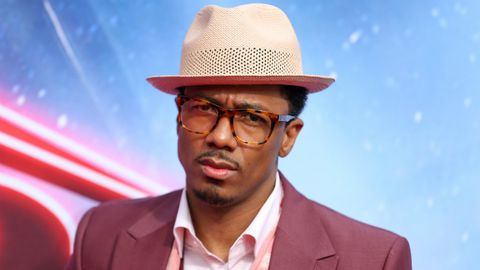 Nick Cannon takes a jab at ex Mariah Carey's new flame.