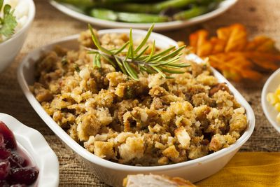 <strong>Turkey stuffing</strong>