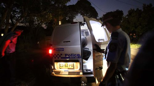 Four people have been detained over suspected terror offences. (NSW Police)