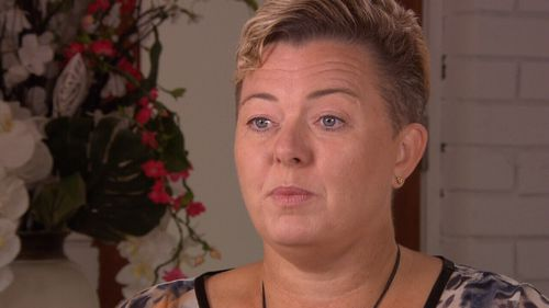 """Sydney mother Heidi O'Shannessy claims she has been """"fobbed off"""" by hospital staff."""