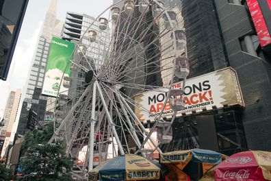 Time's Square Wheel