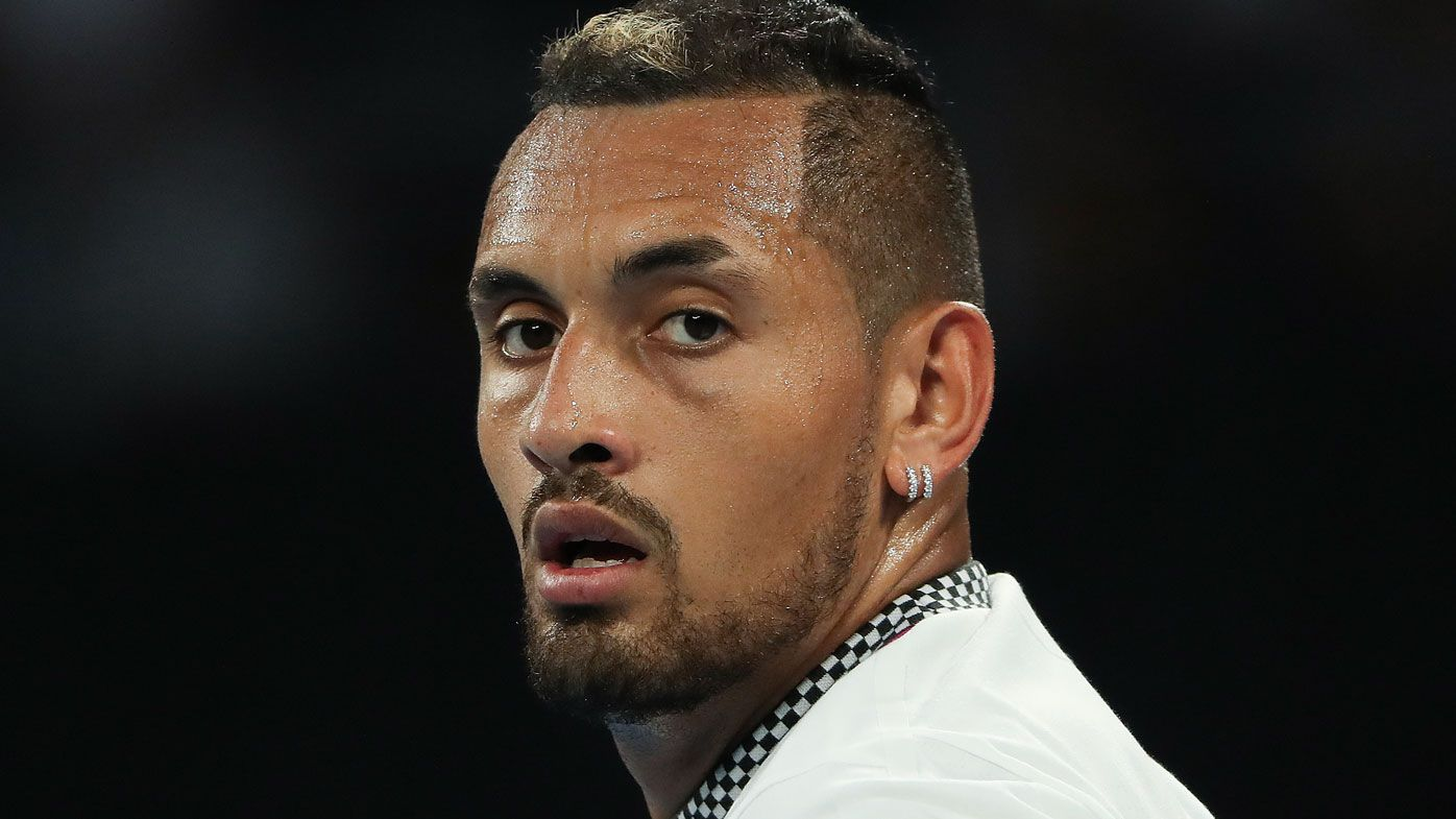 Australian Open 2019: Nick Kyrgios, a truthful deleted tweet and a ticking clock