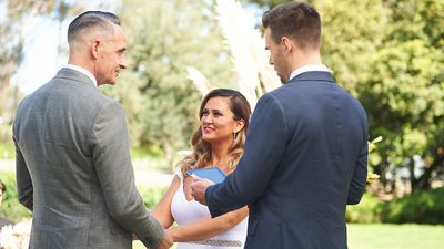 Steve's Vows: