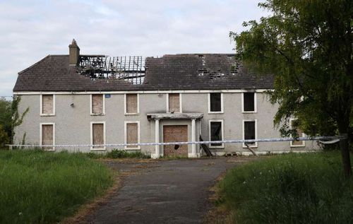 Ana Kriegel's naked bloodied body was found at an abandoned farmhouse in Laraghcon, Dublin on May 17 last year.