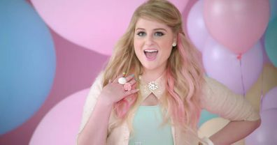 Meghan Trainor, All About That Bass, music, video