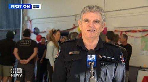 Gold Coast firie Slade retires