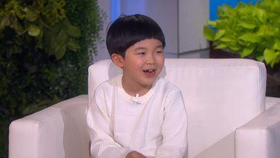 Alan Kim still feels like he's dreaming about major award win