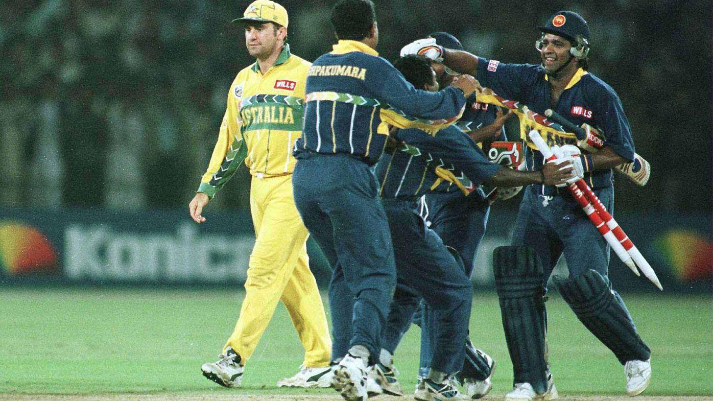 Arjuna Ranatunga 1996 World Cup Final