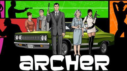 Video: Archer DVD sneak peek