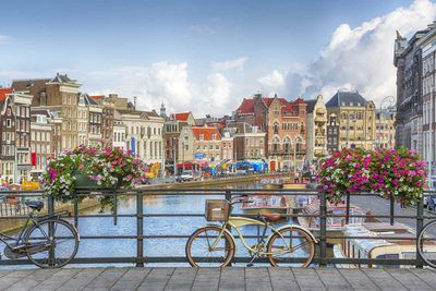 1. Amsterdam, The Netherlands