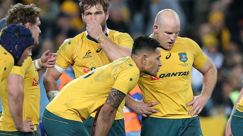 No Wallabies safe from axe: Cheika